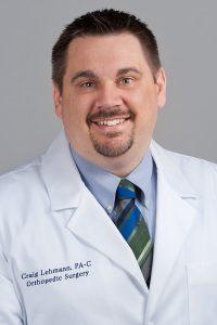 Craig Lehmann, PA-C